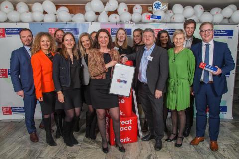 Best igjen: Sopra Steria er Norges beste arbeidsplass