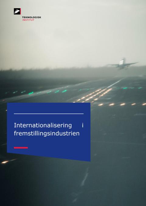 Internationalisering i fremstillingsindustrien