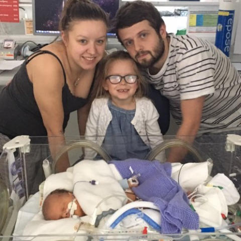 Local Mum of boy who was born seriously ill back charity's Big Chocolate Tea campaign
