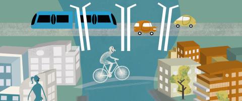Nollzon är ett stort steg för att skapa ett utsläppsfritt Hammarby Sjöstad