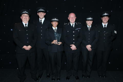 Merseyside Police officers and staff celebrated at Community First Awards 2019