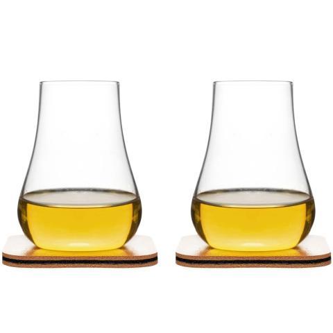 Sagaform - Whiskyprovarglas, Club (2-pack)