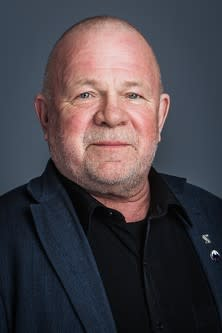 Rune Aasen, leder i Oslo Sporveiers Arbeiderforening