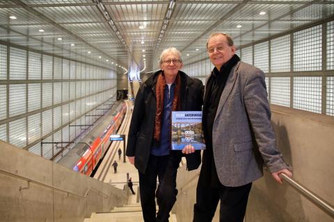 """Neuer Bildband """"Unterwegs - zwischen Leipzig und dem Erzgebirge"""" von Bernd Sikora und Peter Franke"""