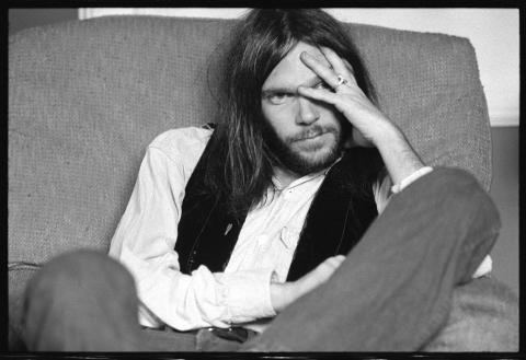 Neil Young albumaktuell