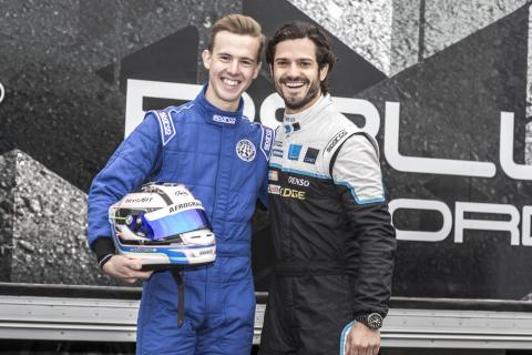 60 kartingtalanger gör upp i Prins Carl Philips Racing Pokal