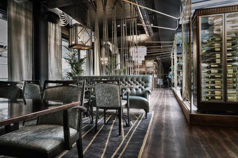 Mr French Brasserie Generosite, Stockholm, by Stylt