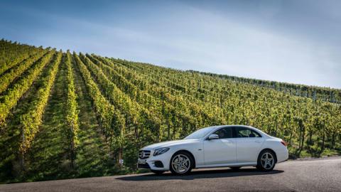 Svenska priser för Mercedes nya plug-in med diesel