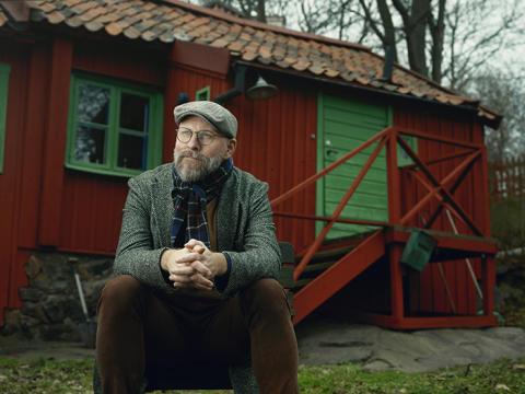Kalle Lind till Stadsbiblioteket