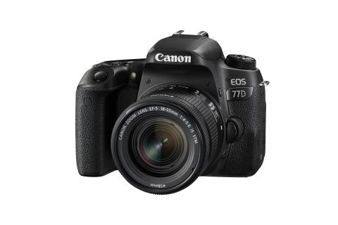 EOS 77D FSL with 18-55mm RTI 825