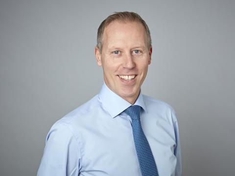 Ola Bäck - Direktör Corporate Affairs & Service Excellence