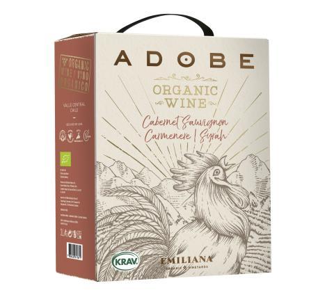 Adobe CS Carmenere Syrah bag-in-box