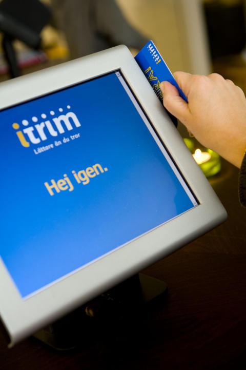 43% ökning för Itrim under 2010