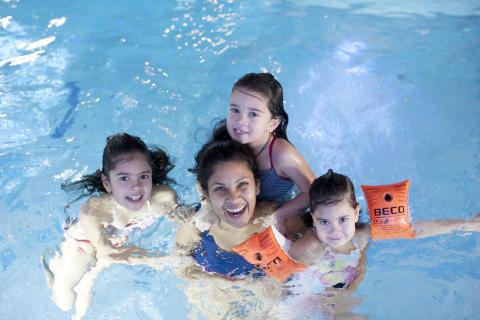Sportlovsfeeling med Yacht Kids