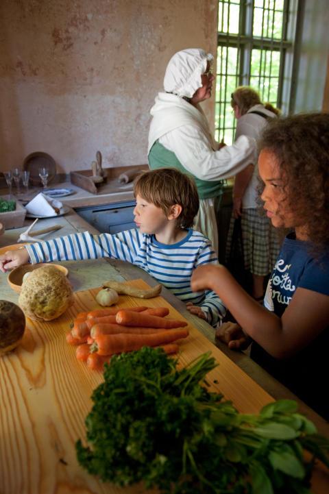 Svindersviksdagen, hos köksan, foto: Karolina Kristenson, Nordiska museet
