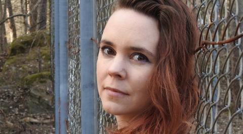 Författare och språkvetare Årets alumn 2018