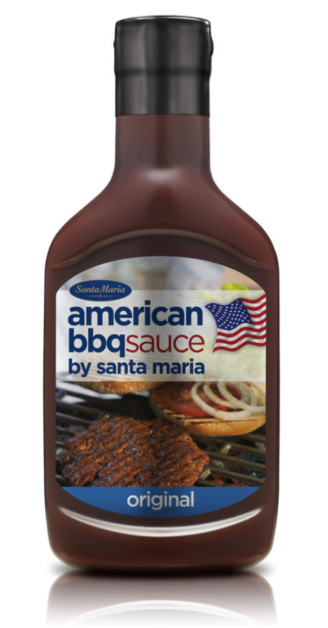 Santa Maria american bbqsauce original