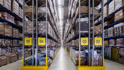 DACHSER erweitert Warehouse-Kapazitäten in Europa