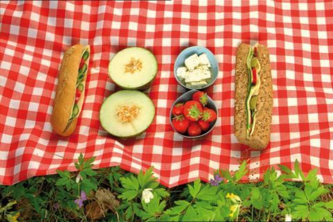 1881 - Sponsorplakater - Piknik