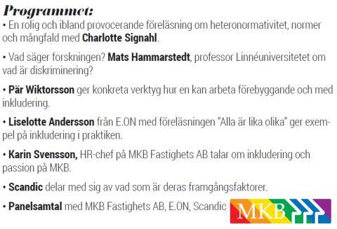 MKB Fastighets AB deltar i Malmö Pride