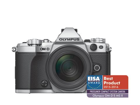 OM-D E-M5 Mark II EISA award 2015-2016