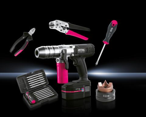 Håndværktøj til effektiv produktion af eltavler