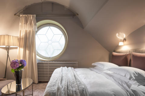 Marlene Dietrich loge - room 431