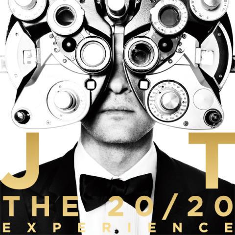 Justin Timberlake avslöjar konvolutbild och låtlista för kommande soloalbumet The 20/20 Experience