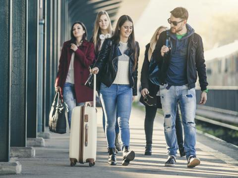 Högre rabatt och utökade sträckor för studenter och ungdomar på SJ Månadsbiljett