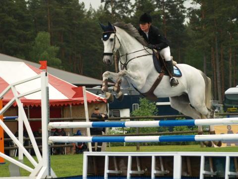 Helena Persson på Runsten 2012