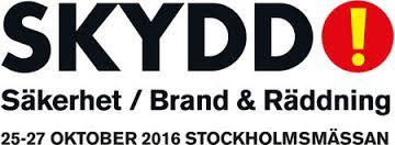 Besök oss på Skyddsmässan i Älvsjö den 25-27 oktober
