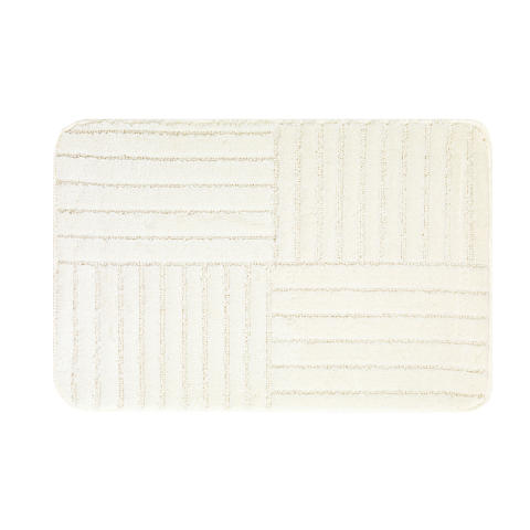 45319-100 Bath mat Preppy 50x80 cm