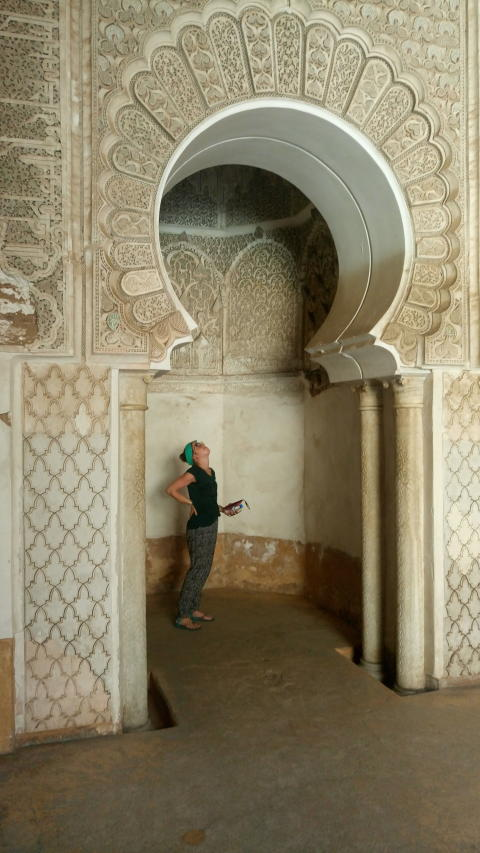 Corinna Marrakech_Source NOSADE