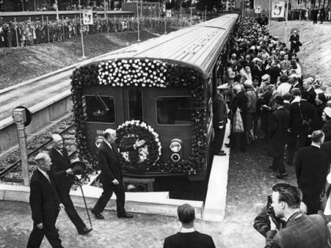 Invitasjon til media: Feiring av T-banen 50 år søndag 22.mai 2016