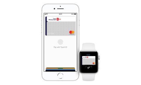Edenred erbjuder Apple Pay till alla Ticket Rikskuponger®-kunder