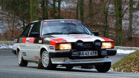 Team Audi 80 (foto: Michael Eisenberg)