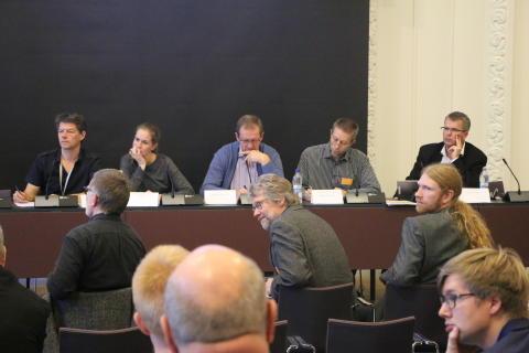 Politikerdebat, Solcellekonference på Christiansborg