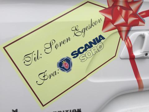 Til Søren fra Scania
