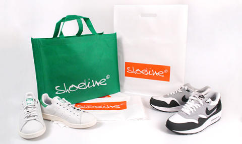 Shoeline väljer de senaste bärkassarna i Non-woven