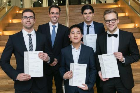 apoBank vergibt Stipendien an der Heinrich-Heine-Universität Düsseldorf