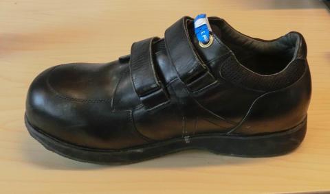 Specialdesignade skor för diabetiker med fotproblem