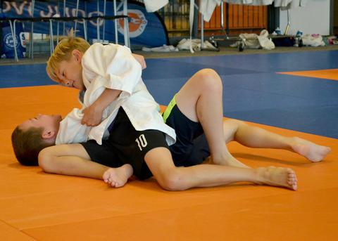 Linde Sports Camp 2019 judo
