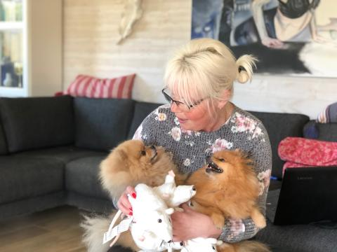 Susann Olhage, Dognews