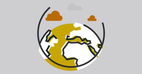 Expansion i multinationella företag utomlands påverkar regioner olika