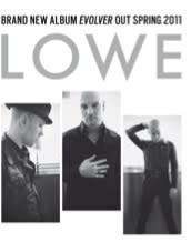 Svenska LOWE inleder världsturnén med spelning på Finest Awards den 2 februari på Café Opera.