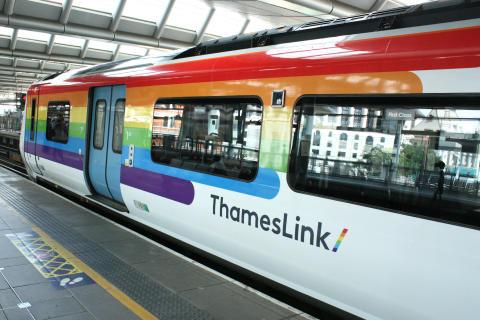 GTR's Pride 'trainbow'