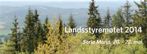 Landsstyremøtet 2014 på Soria Moria er i gang