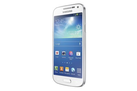 Galaxy S4 mini (hvit)