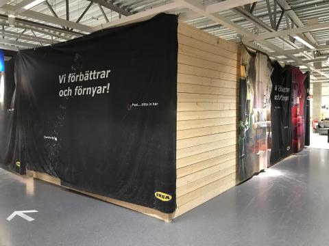 BoKlok bygger tvåa på IKEA i Västerås