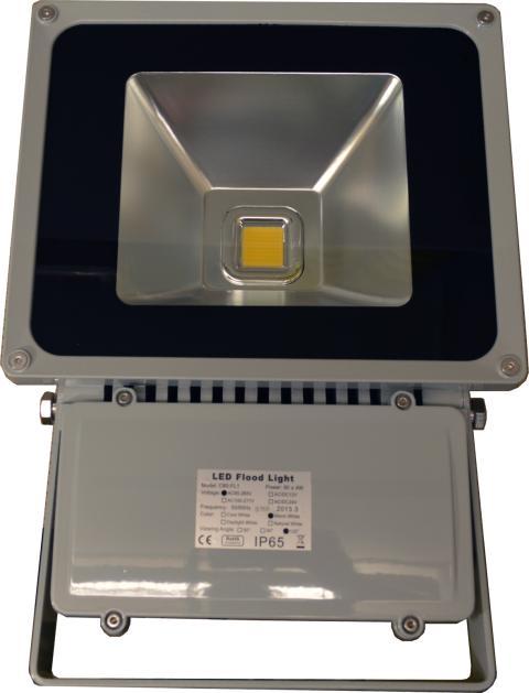 F80 80W LED-strålkastare högupplöst 7761213
